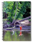 Skipping Stones Spiral Notebook