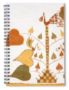 Skn 1399 Painting Media Spiral Notebook