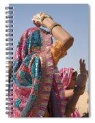 Skn 1544 Dressed To Dance Spiral Notebook