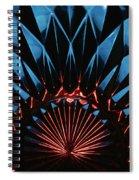 Skc 0269 Cut Glass Spiral Notebook