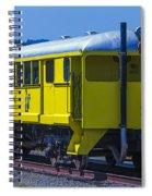Skunk Train Passenger Car Spiral Notebook