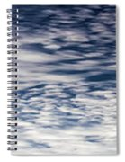 Sky 009 Spiral Notebook