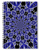 Sky Blue 1 Spiral Notebook