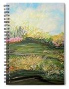 Sky Dazzle Spiral Notebook