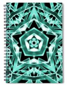 Sky Drive Spiral Notebook