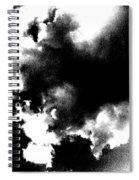 Sky Explosion Spiral Notebook