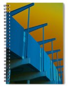 Sky-fi Not Sci-fi Spiral Notebook