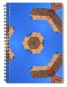 Sky Fortress Progression 6 Spiral Notebook