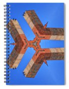 Sky Fortress Progression 8 Spiral Notebook
