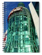 Sky High Coke Spiral Notebook