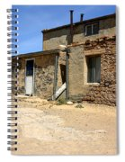 Sky House Spiral Notebook