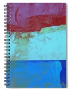 Sky Into The Sea Spiral Notebook