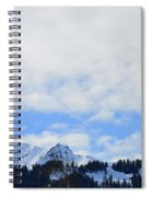 Sky Is The Limit Spiral Notebook