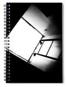 Sky Light Spiral Notebook