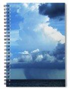 Sky Magic... Spiral Notebook