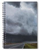 Sky Meets Earth Spiral Notebook