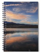 Sky Painting Spiral Notebook