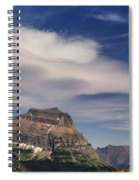 Sky Sweep Spiral Notebook