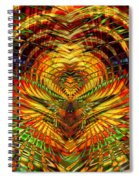 Sky Tunnel Spiral Notebook