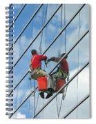 Sky Washer Spiral Notebook