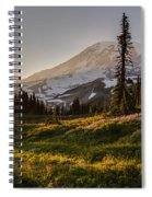 Skyline Meadows Sunstar Spiral Notebook