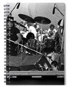 Skynyrd #15 Spiral Notebook
