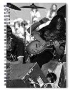 Skynyrd #16 Crop 2 Spiral Notebook