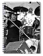 Skynyrd #19 Crop 2 Spiral Notebook