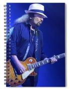 Skynyrd-gary-7399 Spiral Notebook