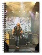 Skynyrd-group-7063 Spiral Notebook