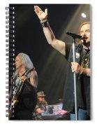 Skynyrd-group-7229 Spiral Notebook