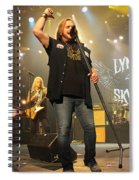 Skynyrd-group-7320 Spiral Notebook