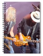 Skynyrd-group-7638 Spiral Notebook