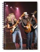 Skynyrd-group-7642 Spiral Notebook