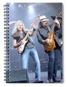 Skynyrd-group-7643 Spiral Notebook