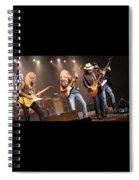 Skynyrd-group-7668 Spiral Notebook