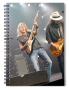 Skynyrd-group-7670 Spiral Notebook