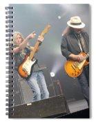 Skynyrd-group-7672 Spiral Notebook