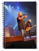Skynyrd-group-7745 Spiral Notebook