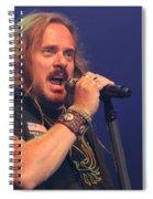 Skynyrd-johnny-8116 Spiral Notebook