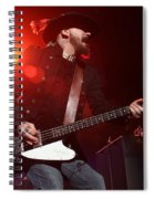 Skynyrd-johnnycult-7902 Spiral Notebook