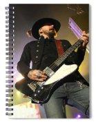 Skynyrd-johnnycult-7950 Spiral Notebook