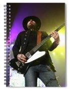 Skynyrd-johnnycult-7968 Spiral Notebook