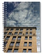 Skyscraper 5 Spiral Notebook