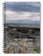 Skyway Early Spring 2014 Spiral Notebook