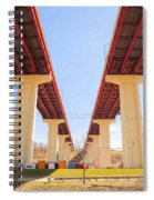 Skyway Highway Spiral Notebook