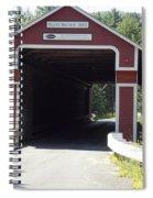 Slate Bridge Spiral Notebook