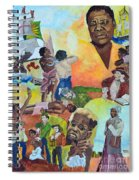 Slave Women Spiral Notebook