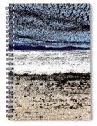 Sleeping Bear Beach Spiral Notebook