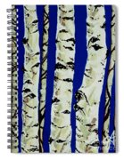 Sleeping Giants Spiral Notebook